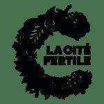 Logo noir la cité fertile