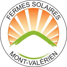 Logo des fermes solaires du Mont-Valérien