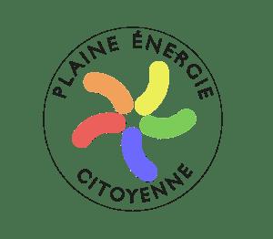 Logo de Plaine Énergie Citoyenne