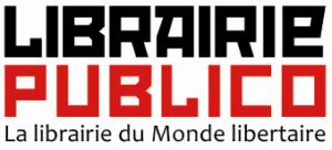 Logo de la librairie Publico