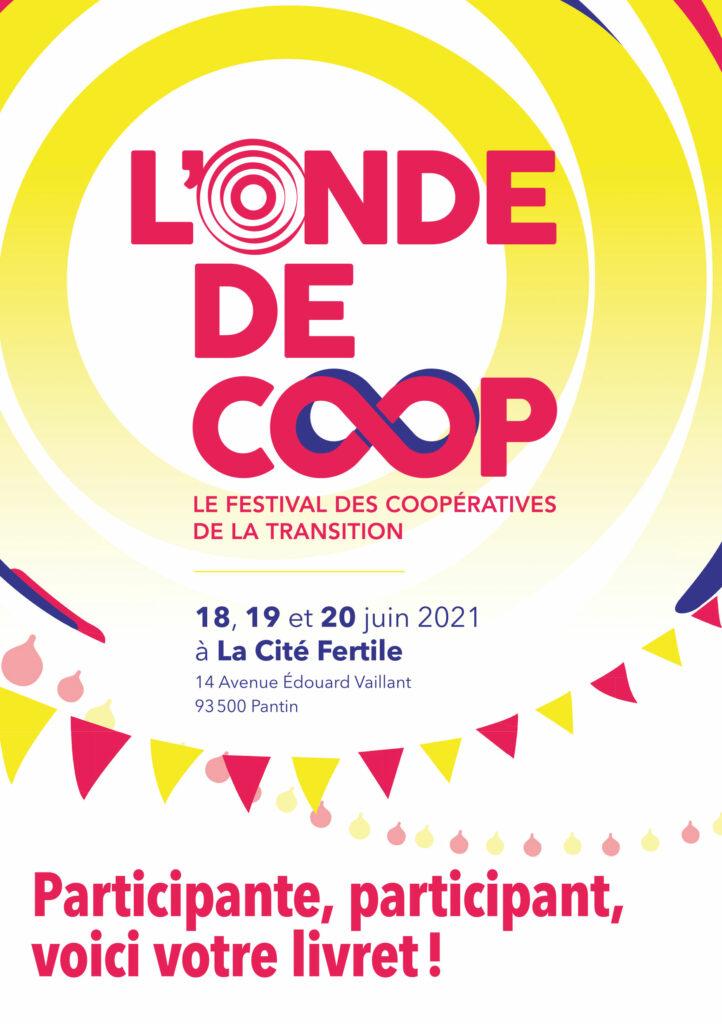 Image de couverture du livret du festival