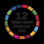 Logo 12 week-end pour les ODD